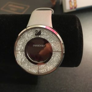 Swarovski Crystalline Watch - Silver